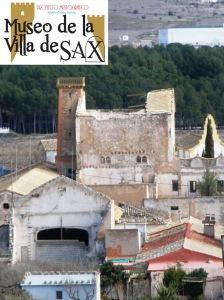 El teatro Cervantes y la Fábrica de Alcoholes. Los dos edificios en peor estado de conservación del conjunto histórico de la Colonia Agrícola de Santa Eulalia